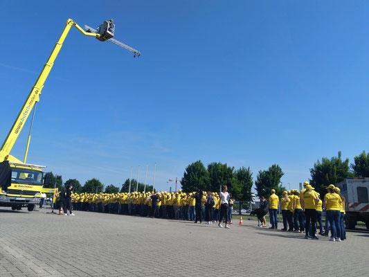 welcome-net, Event-Organisation Stuttgart, Guinness World Record