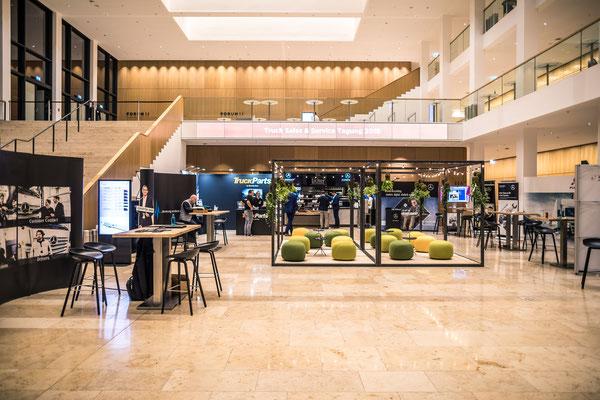 welcome-net, Event Stuttgart, Führungskräfte-Event, Messestände, RheinMain CongressCenter