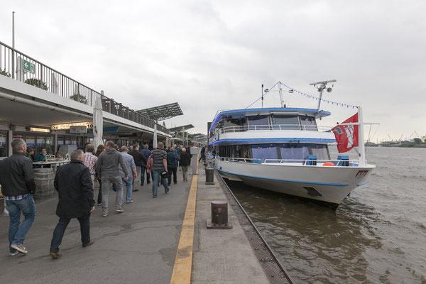 welcome-net GmbH, Eventmanagement Stuttgart, Dinner-Cruise Hamburg