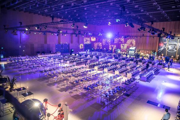 welcome-net, Event Stuttgart, Führungskräfte-Event, Abendveranstaltung, RheinMain CongressCenter
