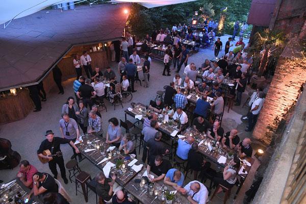 welcome-net, Eventagentur Stuttgart, Networking, Kraftwerk Rottweil, Führungskräfte-Veranstaltung, Get-Together