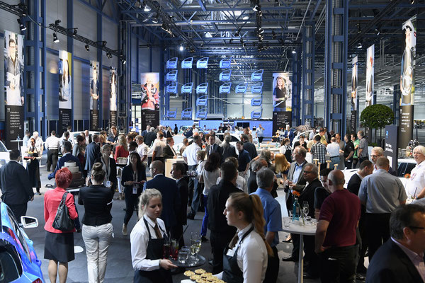 welcome-net Stuttgart, Full-Service-Agentur, Get-Together 25 Jahre Mercedes-Benz Werk Rastatt