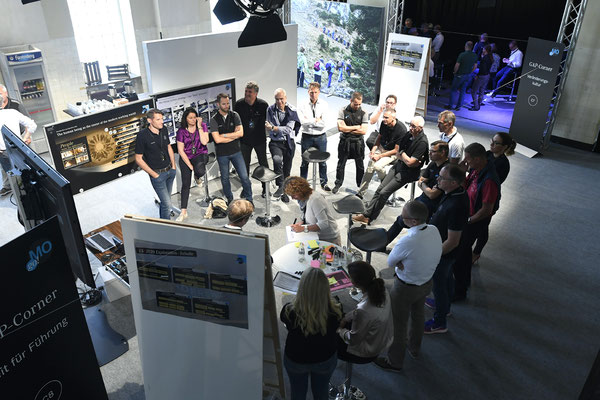 welcome-net, Eventagentur Stuttgart. Kraftwerk Rottweil, Event in Industrieruine, Diskussionsrunde