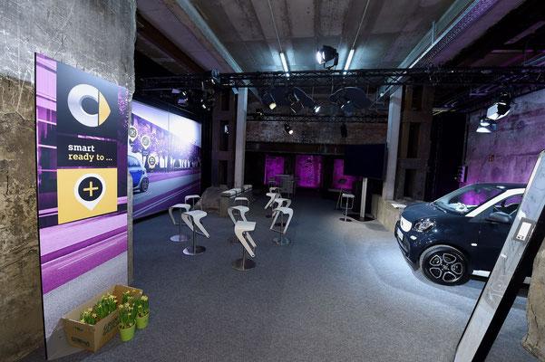 welcome-net Stuttgart, Eventagentur, Kraftwerk Rottweil, Break-Outs, Smart