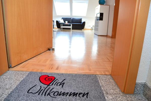 Ferienwohnung Eingang | Ferienwohnung Wörner | Pfaffenweiler