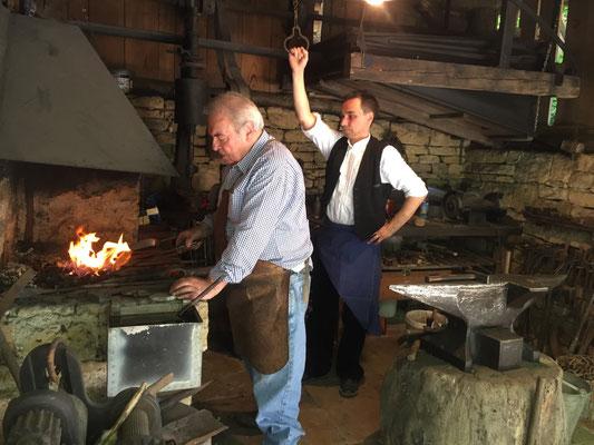 historischer Steinbruch | Pfaffenweiler