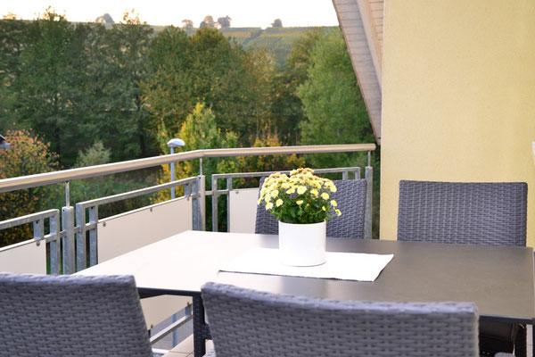 Balkon  | Ferienwohnung Wörner | Pfaffenweiler