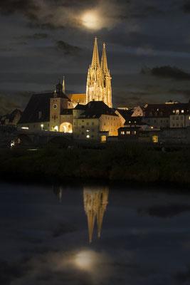 Regensburg Nacht