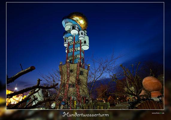 Hundertwasserturm Abensberg