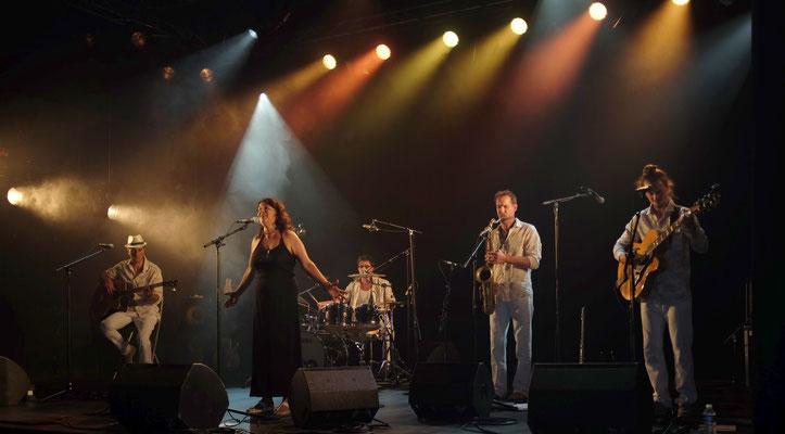 Lula Maria & Quando © Photo Bruno Dupuis - Résidence Cité de la Musique 10 juin 2015