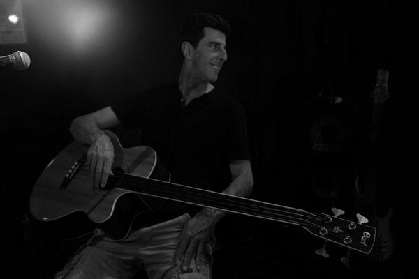 Richard Gault © Photo Bruno Dupuis - Résidence Cité de la Musique le 5 juin 2015