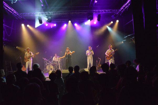 Lula Maria & Quando © Photo Philippe Robin - Cité de la Musique le 10 juin 2015
