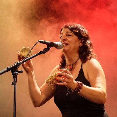 Lula Maria Ferreira © Photo Bruno Dupuis - Cité de la Musique le 10 juin 2015
