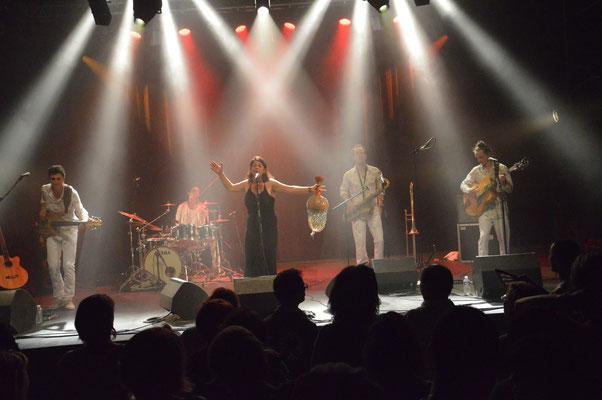 Lula Maria & Quando © Photo : Philippe Robin - Cité de la Musique 2015