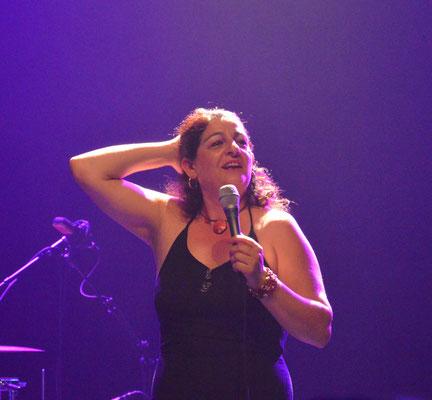 Lula Maria Ferreira © Photo Philippe Robin - Cité de la Musique le 10 juin 2015