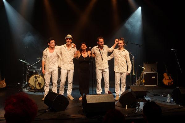 Lula Maria & Quando © Photo Bruno Dupuis  - Cité de la Musique 10 juin 2015