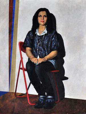 SEMA-AY // 60x80 cm // oil on canvas