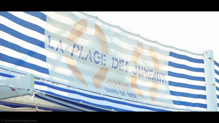 34 vidéo mariage à la plage Saint-Tropez