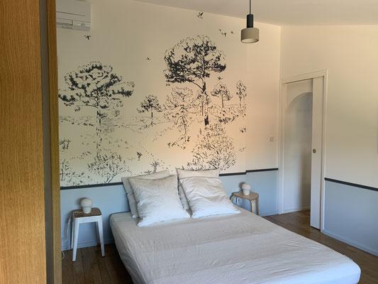 Aménagement et décoration d'un bureau à Hyères - Var