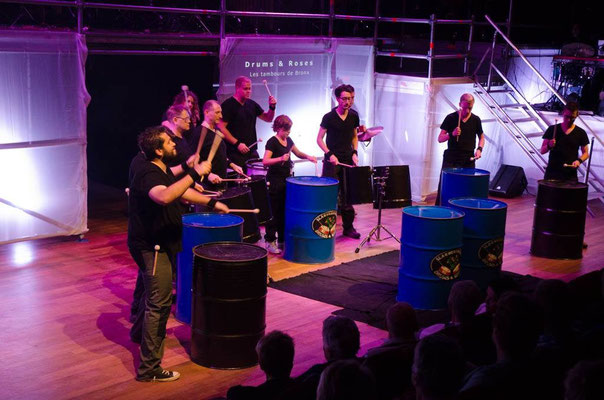 DOK6 Panningen - ProjectK Drums & Roses Lottum - regisseur Esther Jacobs - Producti-es