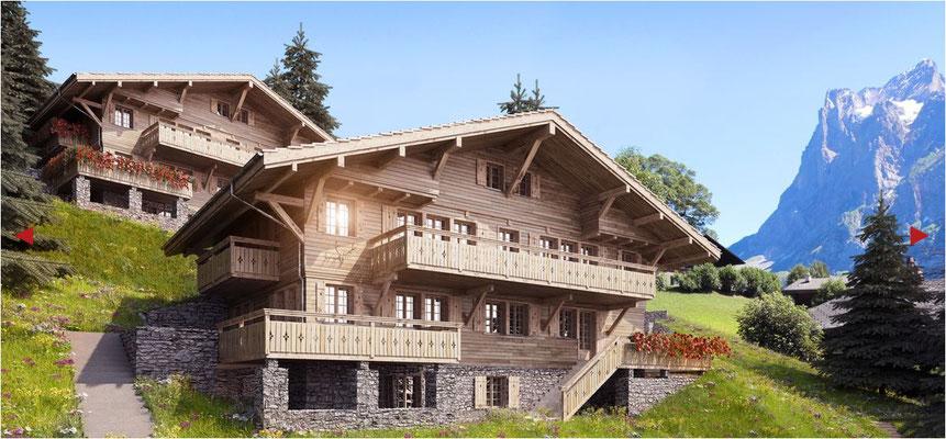 Chalet Jungfrau Region bauen