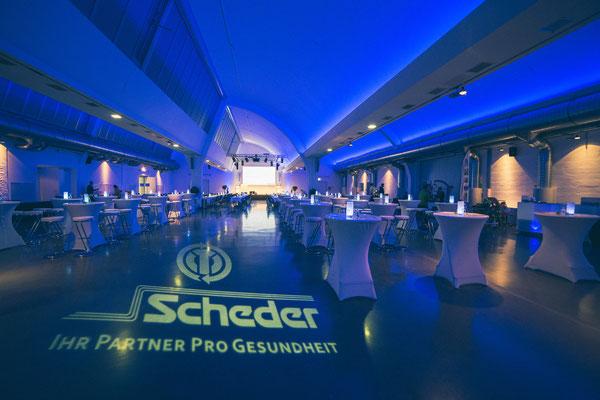 Eventfotografie Vogel Convention Center Würzburg