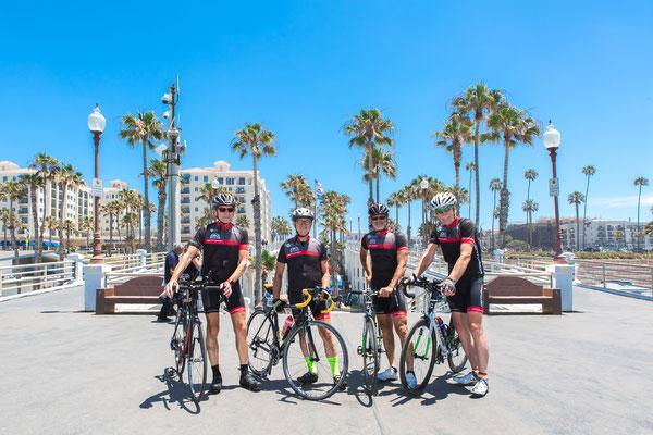 Race Across America Team-Portrait