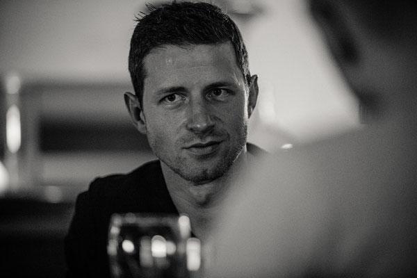 Handball Nationalspieler Martin Strobel Balingen Foto