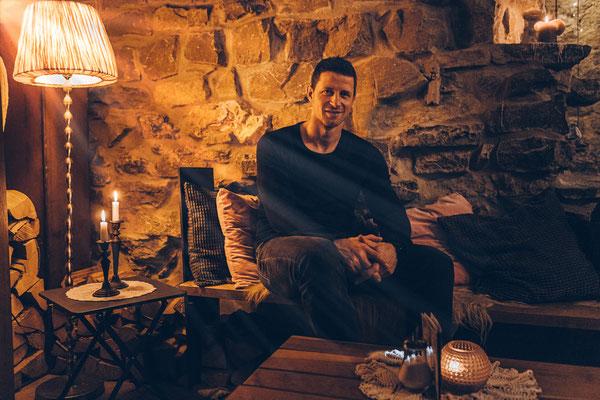 Portrait Handballprofi und Nationalspieler Martin Strobel
