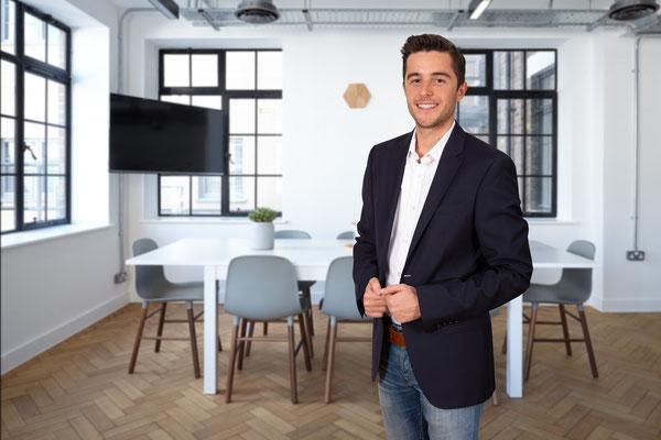 Business Portrait Würzburg