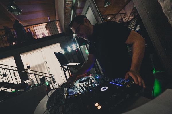 DJ Marco Mora