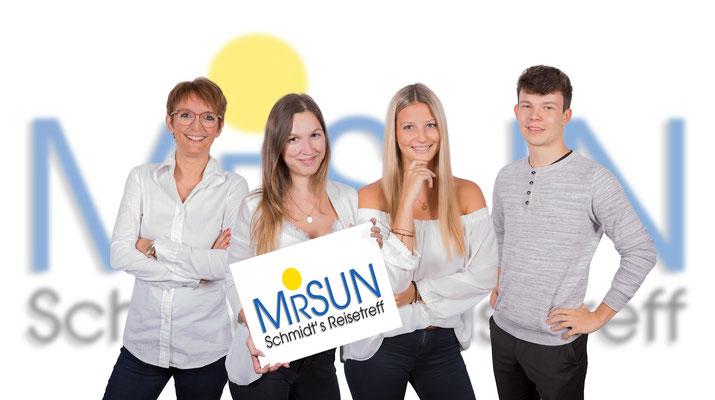 Teambild MrSun Schmidts's Reisetreff Höchberg