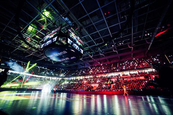 Handball Nationalmannschaft Länderspiel SAP-Arena Mannheim