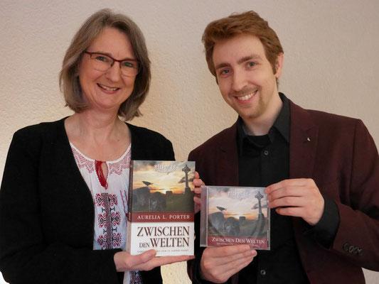2020 Aurelia L. Porter mit Maximilian J. Zemke