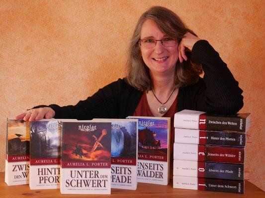 2017 Aurelia L. Porter mit Nicolae-Saga