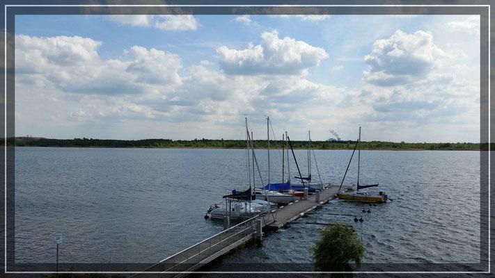 Hafen am Markleeberger See (Nordufer)