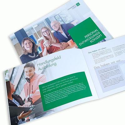 Broschüre Personalentwicklungskonzept, Landratsamt Calw