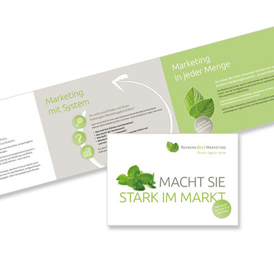 Image-Flyer Behrens Best Marketing