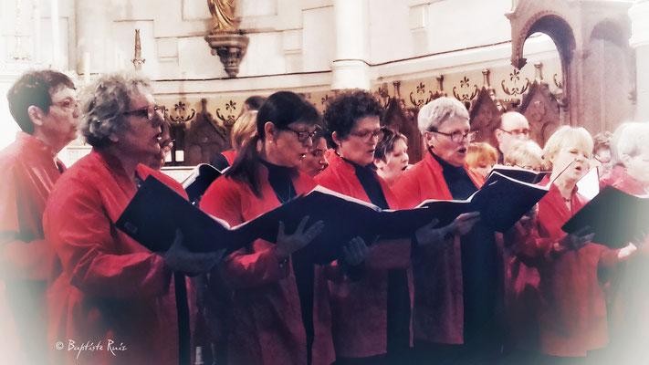 Volcalise (Soprano) - Concert d'Olby - Puy de Dôme Eglise St Pierre le 23 mars 2018