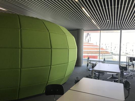 Voyage d'études VUC SYD Haderslev / Visite de l'école / mai 2017 / (c) www.effep.eu