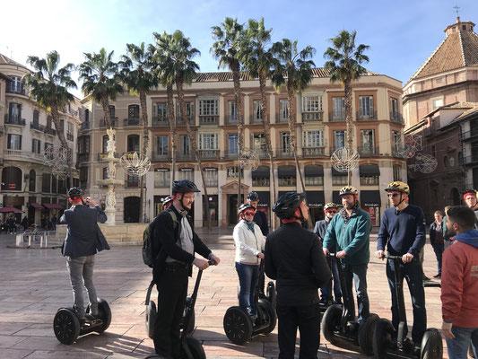 Voyage d'études Sotogrande / Visite Málaga 29.01.2019 / (c) www.effep.eu
