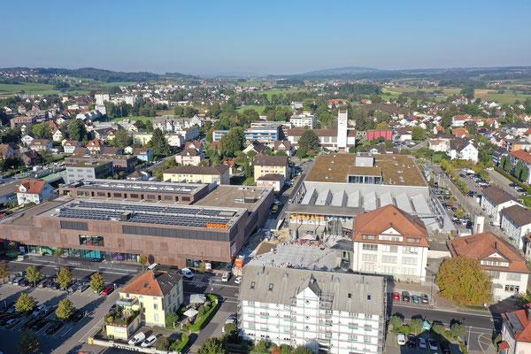 Drohnenbilder von Ostschweiz