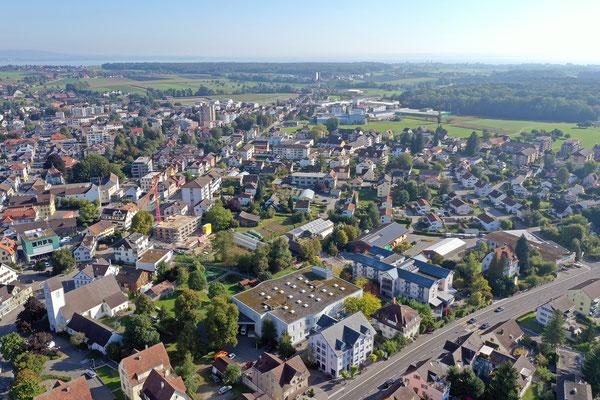 Luftaufnahmen von Amriswil