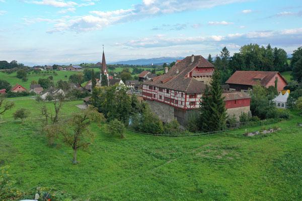 Schloss Hagenwil von der anderen Seite