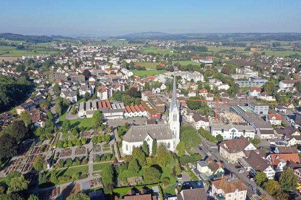 Evangelische Kirche Amriswil - Stadt Amriswil