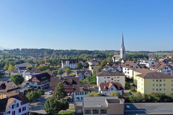 Drohnenbilder von Amriswil