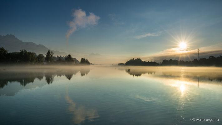 Lago di Cesana-Busche