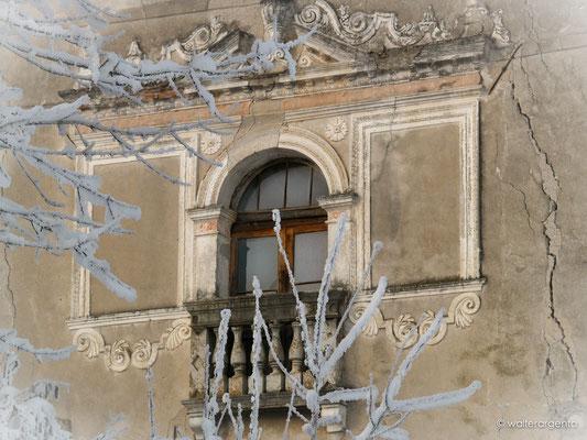 Lentiai - Cesana - Facciata Palazzo Pretorio