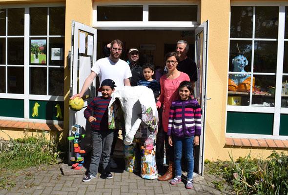 Besuch von Dr. Hanna Neumann von den Grünen
