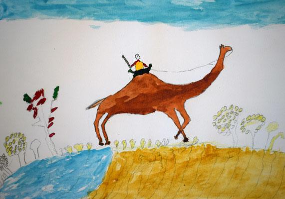 Erinnerung an Mauretanien